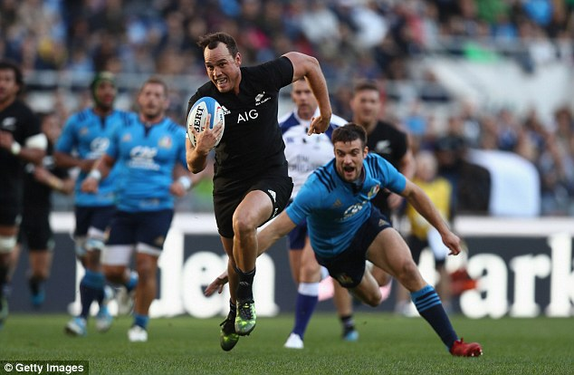 Former New Zealand winger Israel Dagg has announced his retirement at the age of 30