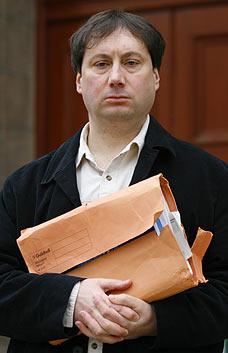 Jersey Senator Stuart Syvret