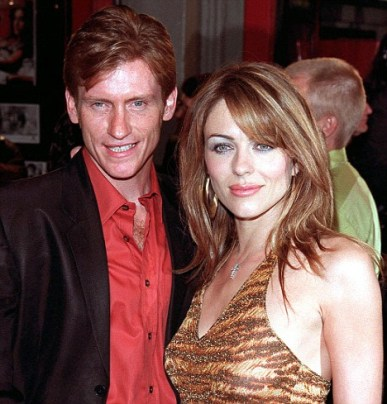 Image result for dennis leary and liz hurley