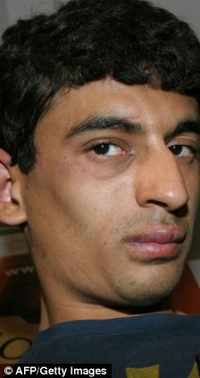 Mohamed D'Ali Carvalho dos Santos, confessed to murdering Brit Cara Marie Burke