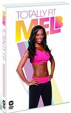 Mel B fitness DVD