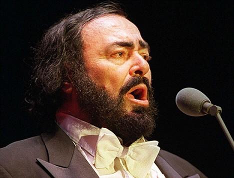 Afbeeldingsresultaat voor luciano Pavarotti