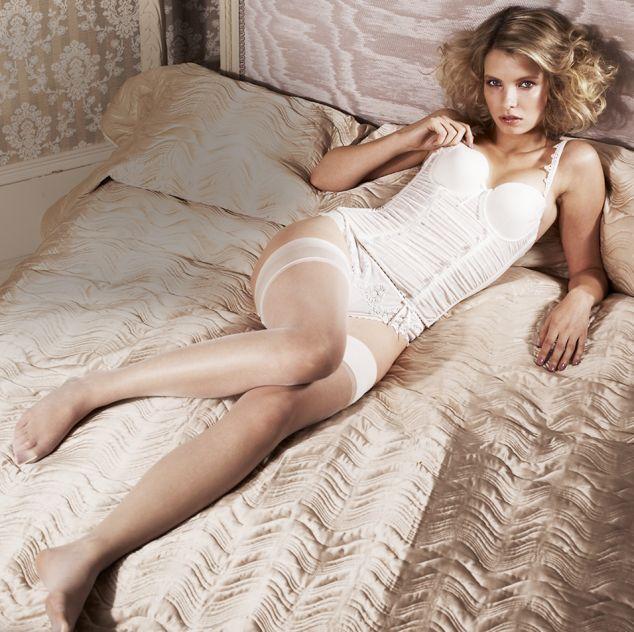Underwear model