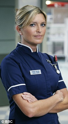 HOLBY CITY: BABE GOES TO TOP GEAR
