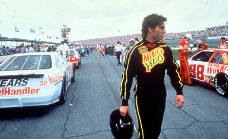 Tom Cruise Relives His Days Of Thunder Behind The Wheel At