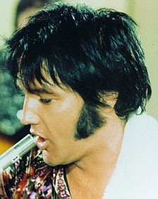 Top Of The Crops Liam Gallagher Shows Off His Elvis