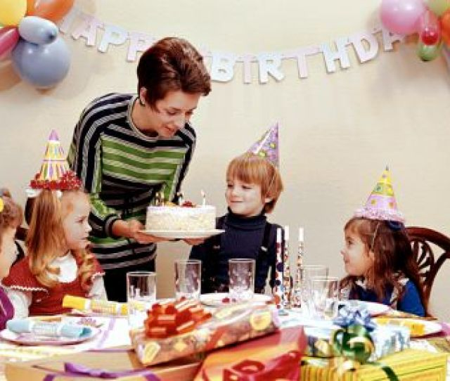 Good Old Days Birthday Parties Used To Be Simpler Affairs But Were Still Enjoyed