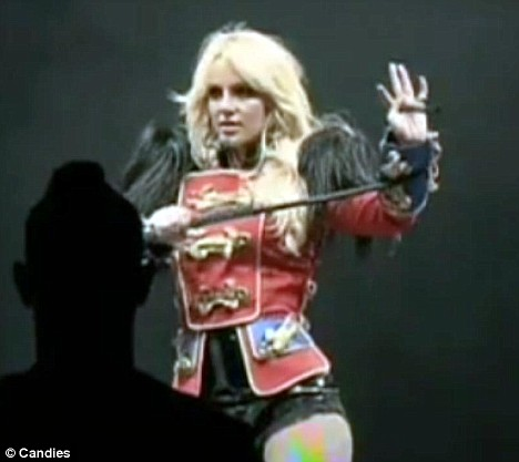 Britney Spears tour