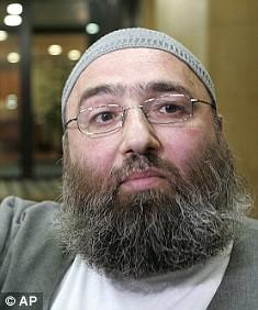 Muslim cleric Omar Bakri Mohammedi