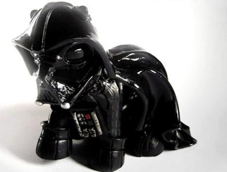 My Little Darth Vader Pony
