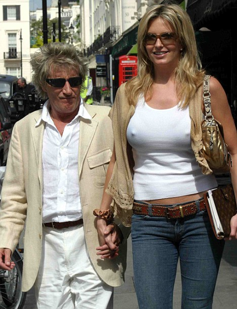 Moving plans: Rod and wife Penny, who wants to be close to her Essex roots