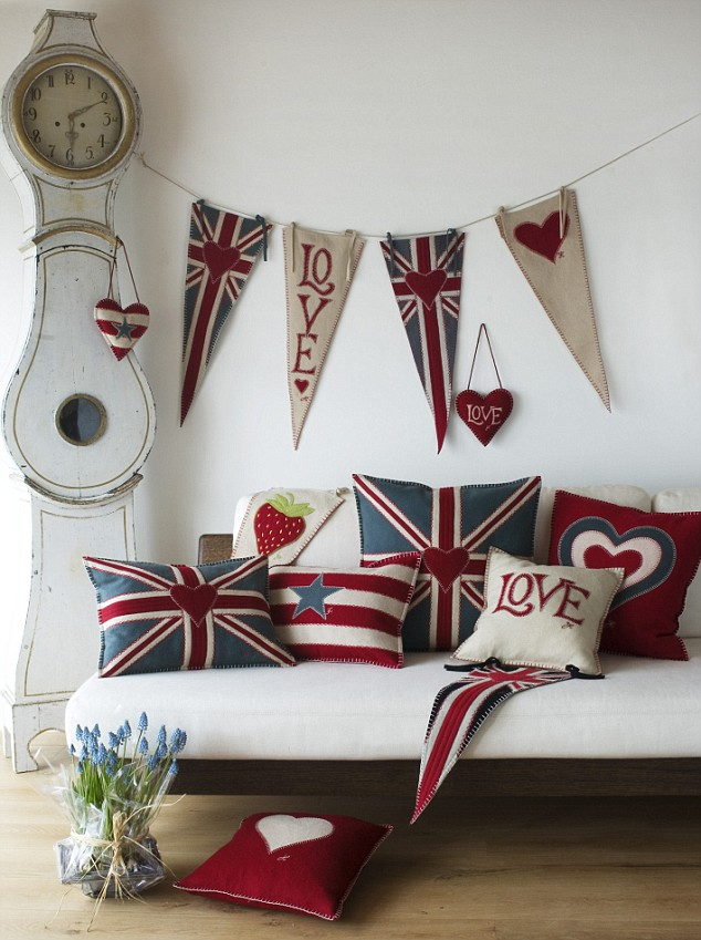 Cool Britannia Wave Your Union Jack Flags With Pride As Brit Chic Storms The Design World