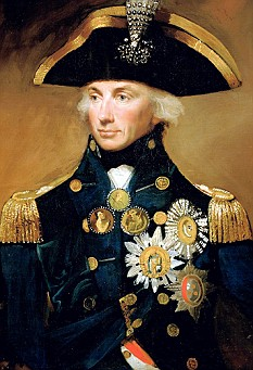 Tribute: Admiral Lord Nelson