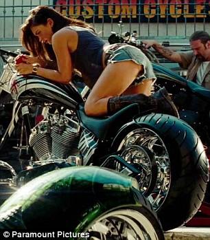 Megan Fox Transformers: Revenge of the Fallen