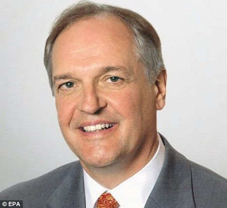 Paul Polman CEO de Unilever