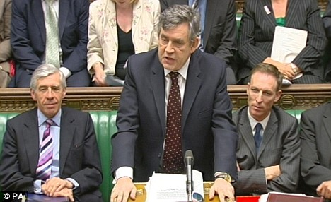 The revelations cap a difficult fortnight for Gordon Brown, who faced a tough Question Time this week
