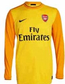 arsenal keeper top