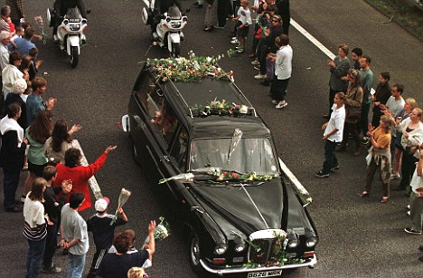 Michael Jacksons Funeral