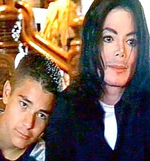 Michael Jackson and Gavin Arvizo