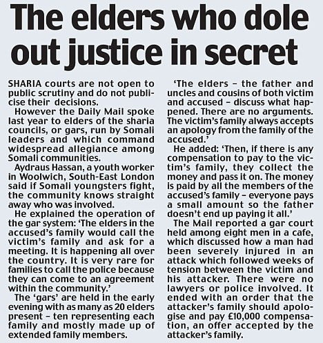 elders dole out justice graphic