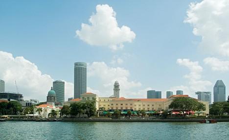 Singapore River and Asian Civilisations Museum