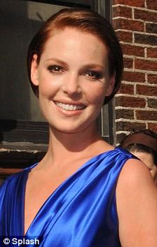 Greys Anatomy Beauty Katherine Heigl Knocks Up A New Look
