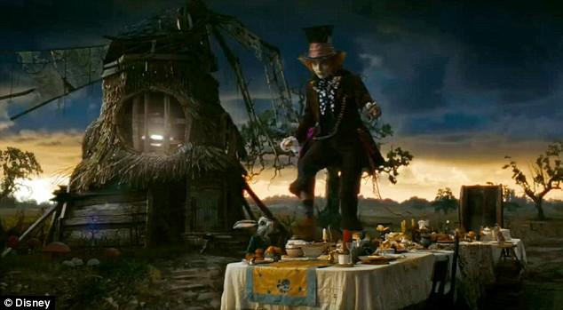 The Weird World Of Tim Burtons Alice In Wonderland Movie