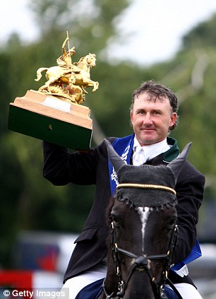 Peter Charles Admits Hickstead Win Is Worth The Wait
