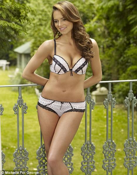 Kara Tointon models