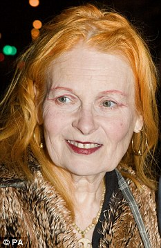 Is Debbie Harry Turning Into Vivienne Westwood Daily