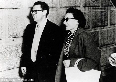 Joe Slovo, Lithuanian born barrister and wife Ruth Slovo