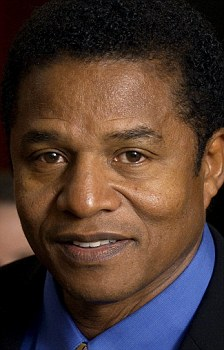 Michael Jackson's brother, Jackie Jackson