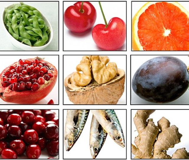 Anti Inflammatory Diet These Select Foods Including Oily Fish Pomegranate And Ginger