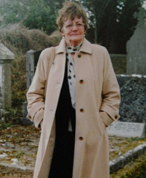 Philomena Lee whose son was sold to a US couple