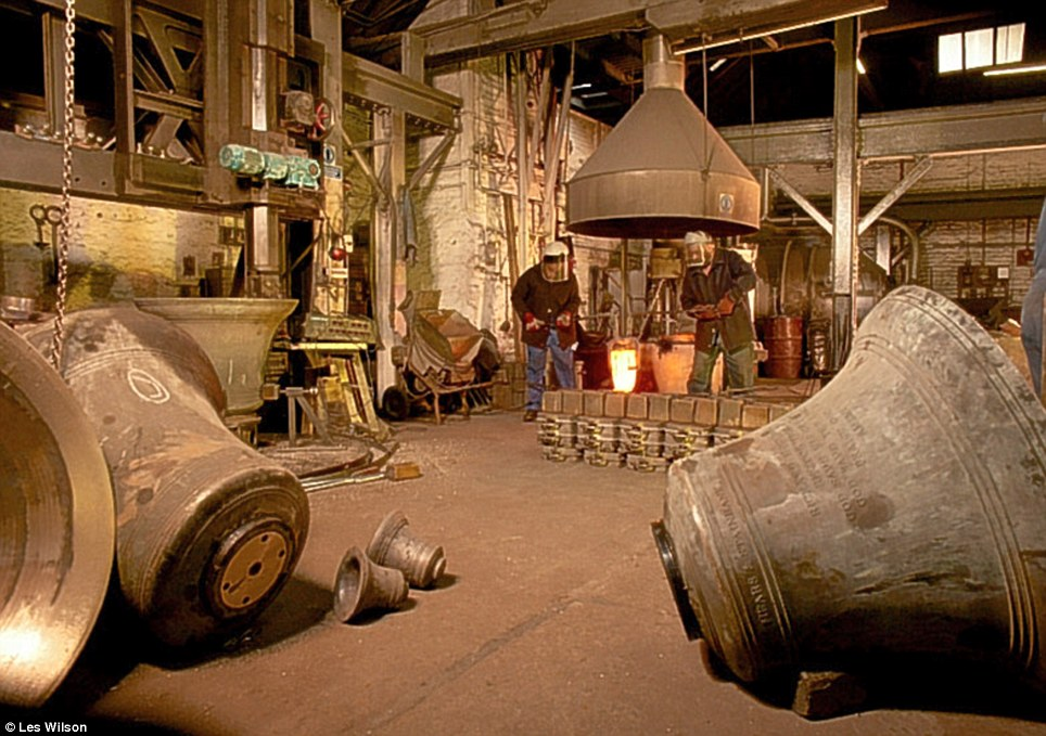 Image result for Whitechapel Bell Foundry