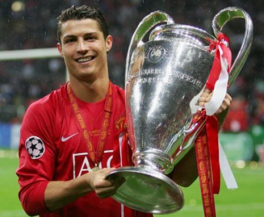 Image result for ronaldo champions league 2010