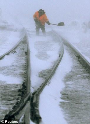 Russia train