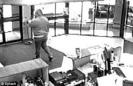 U.S. bank robbery