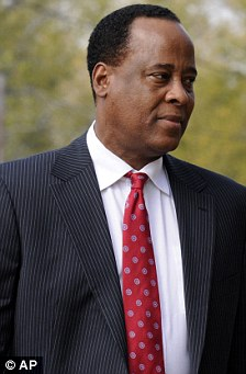 Negligent? Dr Conrad Murray could be charged with the singer's manslaughter for injecting an unnecessary drug that caused his death