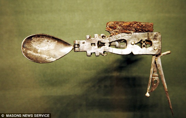 The World S Oldest Swiss Army Knife The Tree Of Mamre