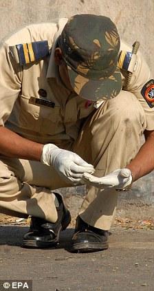 Pune bomb