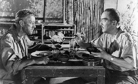 Torture: Scenes from the movie starring Alec Guinness were nothing compared to the treatment of the real life POWs