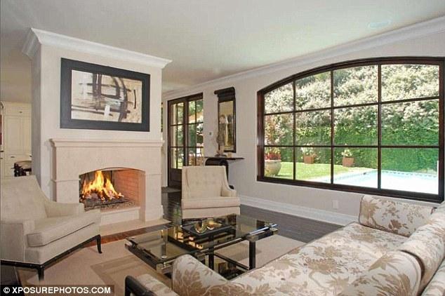 Kim Kardashians 48million Mansion Pictured For The