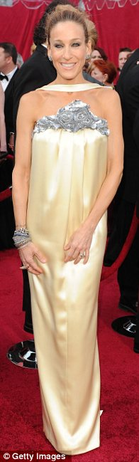 Sarah Jessica Parker made a style statement in Chanel Couture
