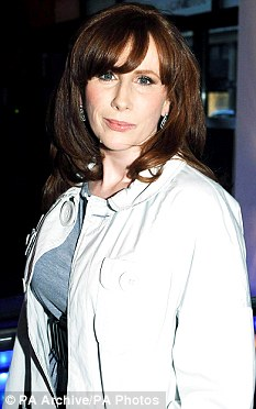 Catherine Tate Hurt By Hate Mail Falsely Accusing Comedian