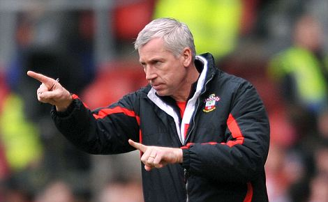 Image result for alan pardew southampton