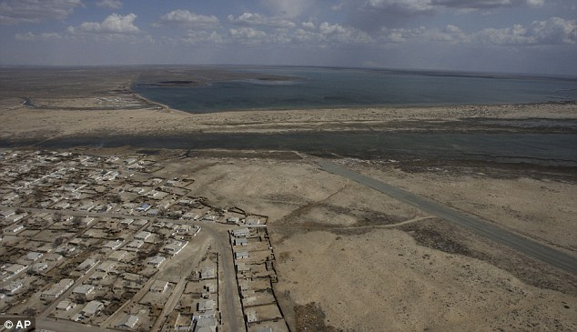 Laut Aral Mengering