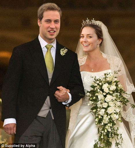 William and Kate wedding montage
