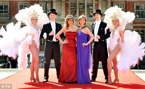 katie derham adds another string to her bow after she is unveiled as new host of bbc proms
