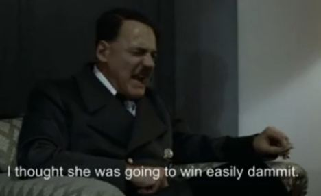 Hitler Downfall Parodies Being Removed From YouTube But